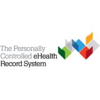 PCEHR – eHealth Records logo vector logo