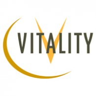 Vitality logo vector logo