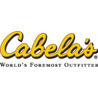 Cabela's logo vector logo