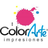 ColorArte Impresiones logo vector logo