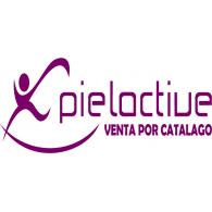 Pieloctive logo vector logo