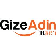 GizeAdin logo vector logo