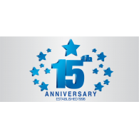 Capital Newspaper 15th Anniversary logo vector logo