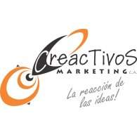 Creactivos Marketing logo vector logo