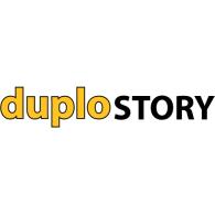 Duplo Story logo vector logo