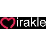 Mirakle logo vector logo