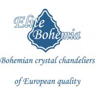 Elite Bohemia logo vector logo