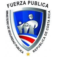 Fuerza Publica Costa Rica logo vector logo