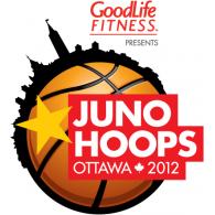 Juno Hoops 2012 logo vector logo