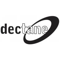 Dectane logo vector logo