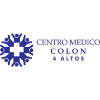 Centro Medico 4 Altos Colon logo vector logo