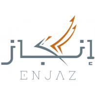 Enjaz logo vector logo