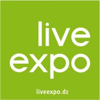 Live Expo logo vector logo