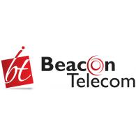 Beacon Telecom logo vector logo