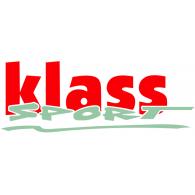 Klass Sport logo vector logo