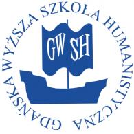Gdańska Wyższa Szkoła Humanistyczna logo vector logo