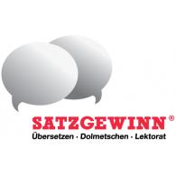 Übersetzungsbüro SATZGEWINN logo vector logo