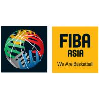 FIBA Asia logo vector logo