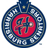 Harrisburg Senators logo vector logo