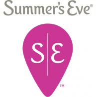 Summer's Eve logo vector logo