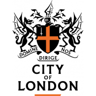 City of London logo vector logo