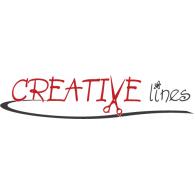 Creative lines logo vector logo