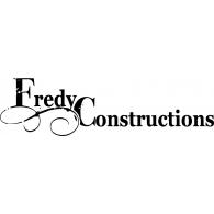 Fredy Constructions logo vector logo
