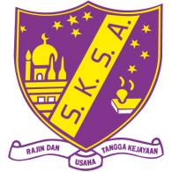 SK Sultanah Asma logo vector logo