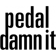 Niner Pedal Damn It logo vector logo