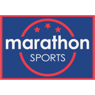 Marathon Sports logo vector logo