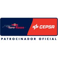 Toro Rosso Cepsa logo vector logo