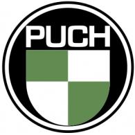 Puch logo vector logo
