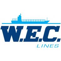 W.E.C. Lines logo vector logo