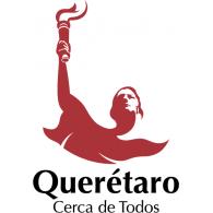 Querétaro Cerca de Todos logo vector logo