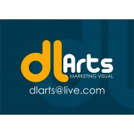 DL Arts logo vector logo
