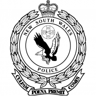 New South Wales Police logo vector logo