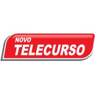 Novo Telecurso logo vector logo