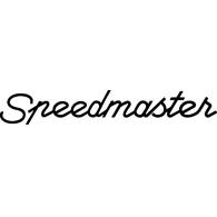 Speedmaster logo vector logo