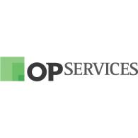 OpServices logo vector logo