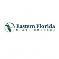 Eastern Florida State College logo vector logo