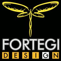 Fortegi logo vector logo