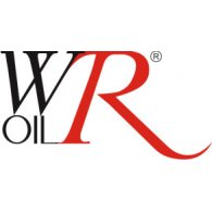 WR Oil logo vector logo