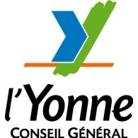 Conseil Général de l'Yonne logo vector logo