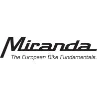 Miranda logo vector logo