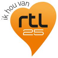 25 Jaar RTL logo vector logo