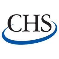 CHS logo vector logo