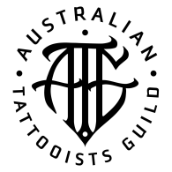 Australian Tattooists Guild logo vector logo