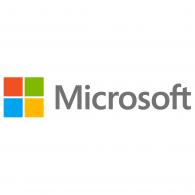 Microsoft logo vector logo