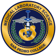 San Pedro College – Medical Laboratory Science Department logo vector logo