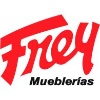 Frey Mueblerias logo vector logo